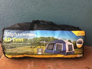 Hightower 8Person Tent OzTrail Atherton Tablelands Preview