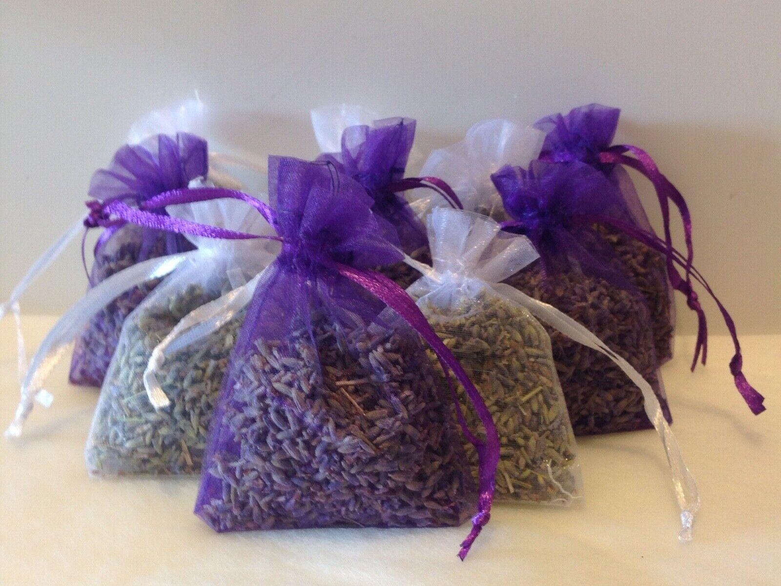 10 Lavendelsäckchen  Lavendelkissen Duftkissen Gastgeschenk