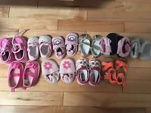 Girls size 1 and 2 shoes,boots and sandals
