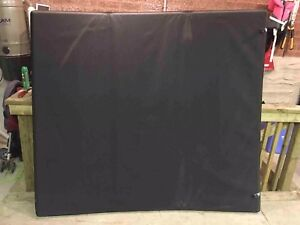 Ford F-150 soft top trifold