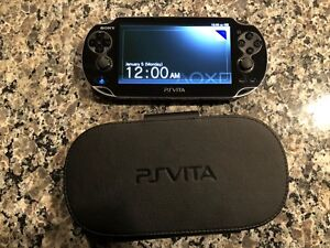 PS Vita - like new condition, with case