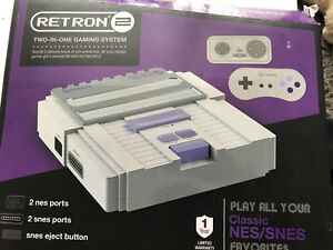 Retron 2  Two-In-One gaming system