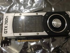 GTX 780Ti.   In New Condition ,Great price -Over $200.00 on eBay