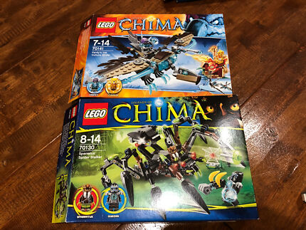 Lego Chima Instructions Only Toys Indoor Gumtree Australia