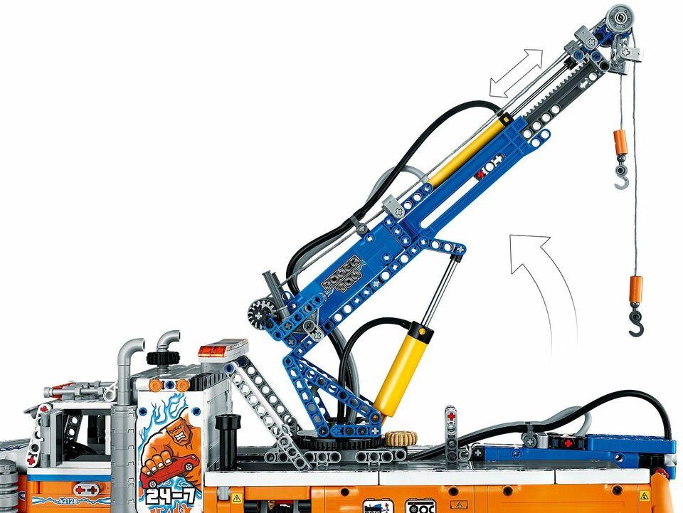 LEGO® Technic 42128 Schwerlast-Abschleppwagen NEUware in Hannover