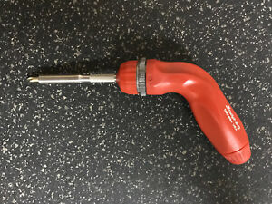 SNAPON SNAP-ON RATCHETING SCREWDRIVER RED NEW SSDMRE4