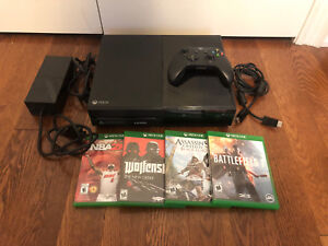 XBOX ONE BUNDLE FOR SALE WITH GAMES!
