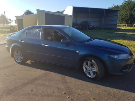 2007 Mazda 6 GG Series 2 Classic Sports Hatchback 5dr Spts Auto 5 Hazelwood North Latrobe Valley Preview