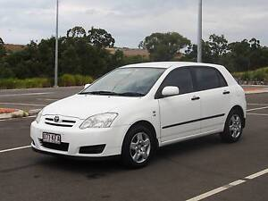 Toyota Corolla hatchback manual 2007 Wellington Point Redland Area Preview
