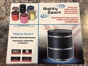 Mighty Dwarf Vibration Multimedia Speaker