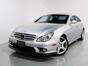 2006 Mercedes Benz CLS-Class CLS55 | AMG | CARBON FIBER | SUPERC