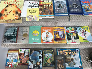39 Clues, Lemony Snicket, Charlie Bone, Blume, Cleary Kids Books