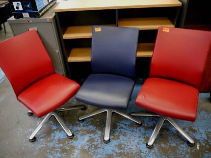 study chair in victoria office chairs gumtree australia free