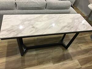 50% off to get a great desk (Marble/oak) Coffee table $375 Waterloo Inner Sydney Preview