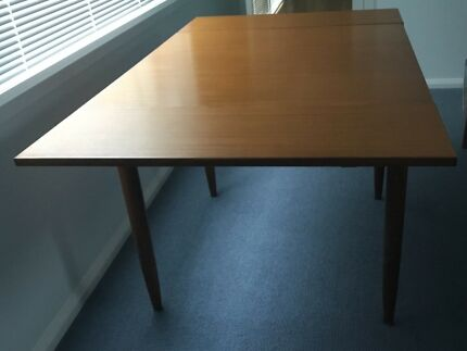 Parker retro mid century dining table