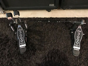 DW 3000 Left Double Pedal Kick