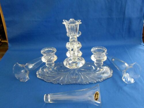 CAMBRIDGE CAPRICE EPERGNE #75 5 Pc Set