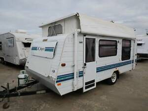 1995 Jayco Starcraft Pop-top Nar Nar Goon North Cardinia Area Preview