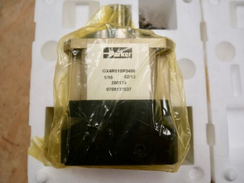 PARKER GEAR REDUCER  Type: GX4R010R0400 10:1 RATIO -NEW- P345698-1