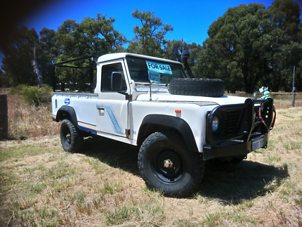 Land Rover Defender For Sale In Australia Gumtree Cars