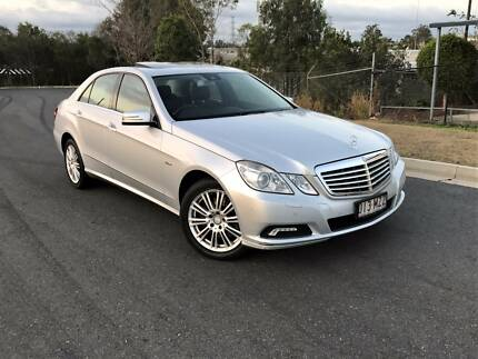 2010 Mercedes-Benz E250 CDI BlueEFFICIENCY Elegance VERY LOW KMS!