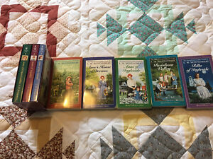 ANNE OF GREEN GABLES FULL COLLECTION 8 Books for $10