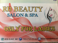 RB Beauty Salon and Spa