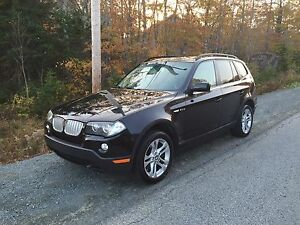 2007 BMW X3 3.0 si - premium package