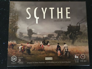 Scythe (Kickstarter Collector's Edition) + 2 Expansions