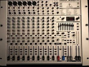 Behringer UB1832-FX Pro mixer - mint condition, works great
