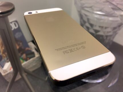 TechSeller | Gold colour iPhone 5S