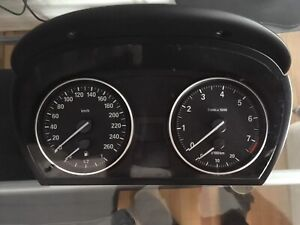 Cluster/ speedometer for bmw e90/91/92/93