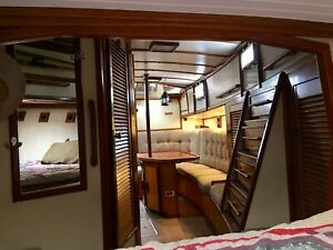 41' Sailboat Pilothouse