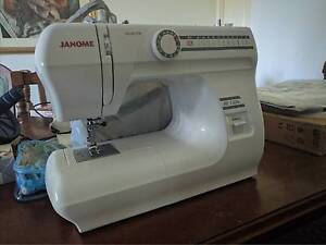 Janome RE 1306 Sewing Machine (Never Been Used) Tallebudgera Gold Coast South Preview