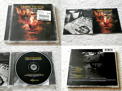 Dream Theater - Metropolis Pt 2: Scenes From A Memory; 1999 CD; VG Condition