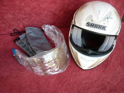 Shark s650 Helmet GOOD CONDITION size small