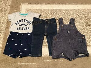 0-3 month boy clothing, like new!