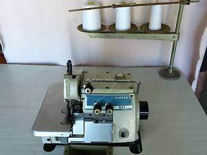 Singer Industrial overlock sewing machine Caboolture Caboolture Area Preview