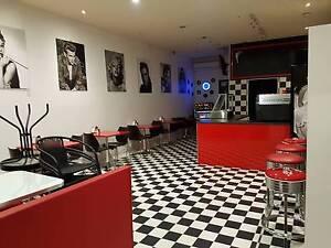 Diner 60s style Kilsyth Yarra Ranges Preview