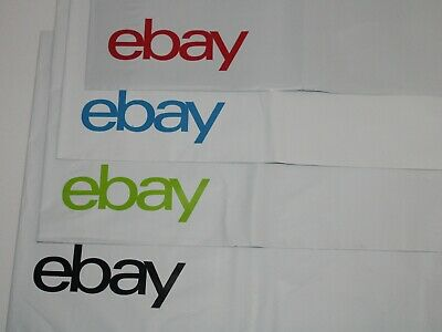 Lot Of Ebay-branded Polymailer No Padding Print