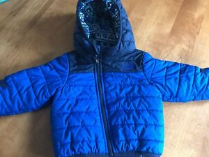 12 month North Face Jacket