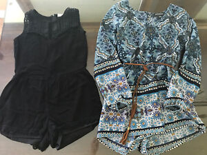 Rompers Dresses size Small