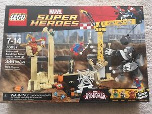 Marvel LEGO sets