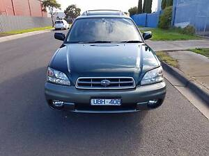 2002 Subaru Outback Wagon Williamstown North Hobsons Bay Area Preview