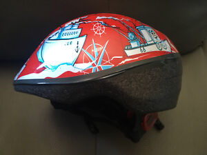 Infant bike helmet