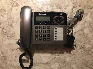 Panasonic expandable telephone with answering machine