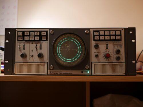 Tektronix Osciloscope PAL 521A Vectorscope