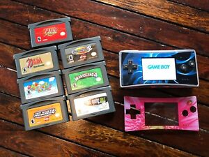 Game Boy Micro Package