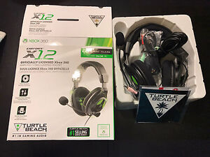 Turtle Beach Xbox 360/PC wired headset