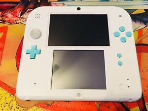 Nintendo 2DS SeaGreen Edition + Free Games Of your choice